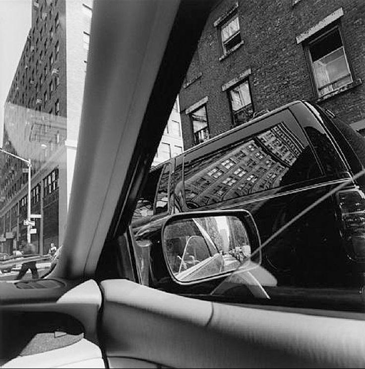Lee Friedlander: America by Car (Large-Format), Limited Edition [SIGNED] , Lee FRIEDLANDER - Rare & Contemporary Photography Books - Vincent Borrelli, Bookseller