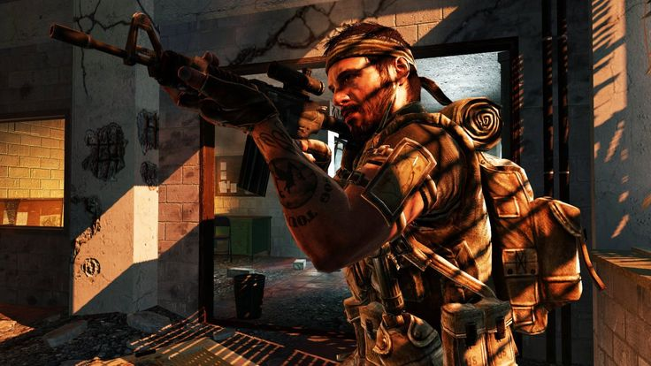 Call of Duty Black Ops Video Game Images