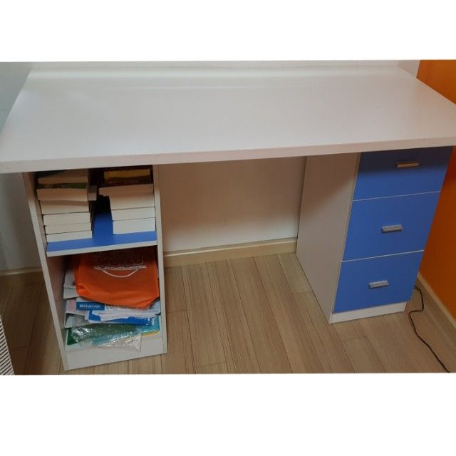 Buy Study Table in Singapore,Singapore. Used study table Well maintenance Condition 8/10 Self-collection only Size 140cm by 60cm Get great deals on Tables & Chairs Chat to Buy