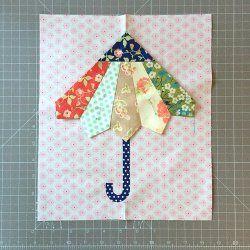 Free Pattern Umbrella Dresden Block By Nicola Dodd