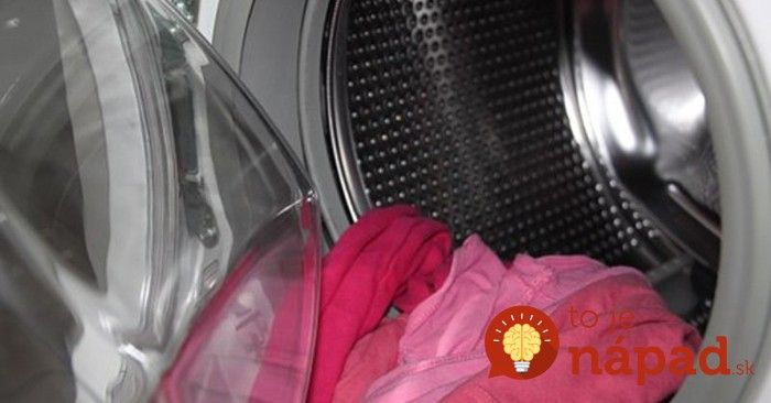 Toto je omnoho lepšie, ako ocot. Pred rokmi mi opravár práčok poradil ako vyčistiť bubon a všetky vnútroné časti práčky!