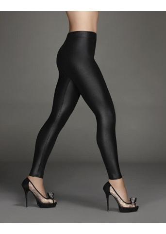 Kardashian Kollection Women's Faux Leather Leggings