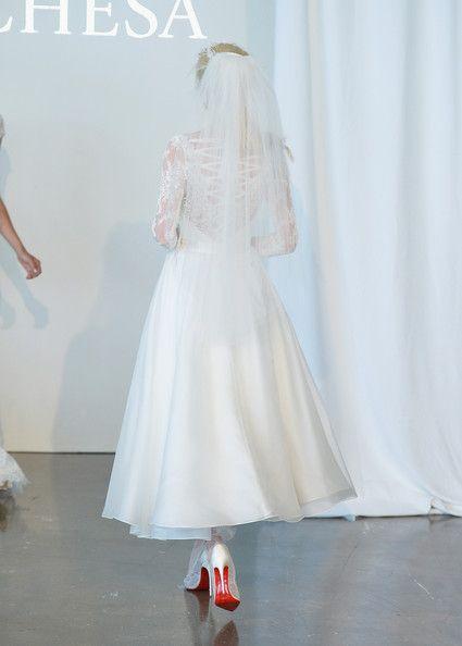 abito da sposa Marchesa Spring 2015