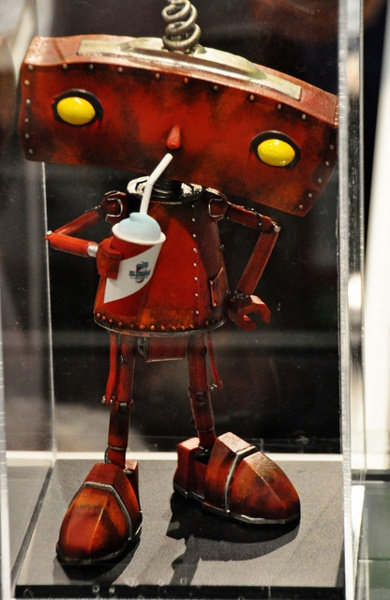 Bad Robot Productions (formerly known as only Bad Robot) is a production company owned by J. J. Abrams. It is responsible for the television series Alias, Lost, What About Brian, Fringe, Six Degrees, Undercovers (2010) and the feature length films Star Trek (2009) & Cloverfield (2008).