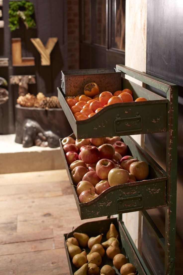 Visit the Lobby Farmstand at 1 Hotel Central Park for a fresh snack whenever you please.