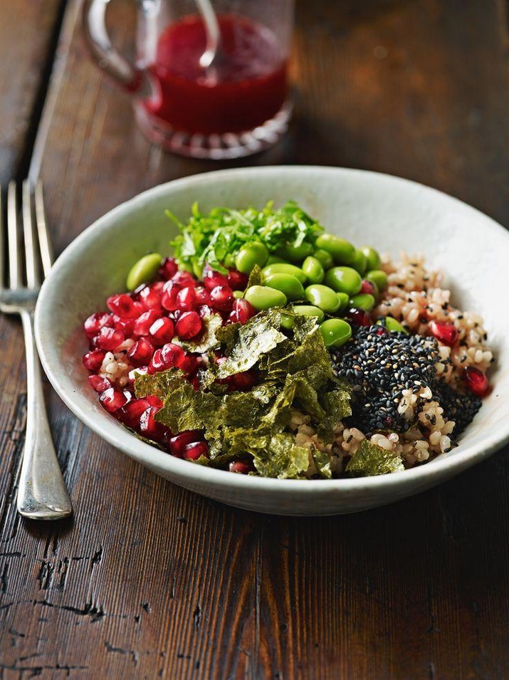 Brown Rice Bowl | Rice Recipes | Jamie Oliver
