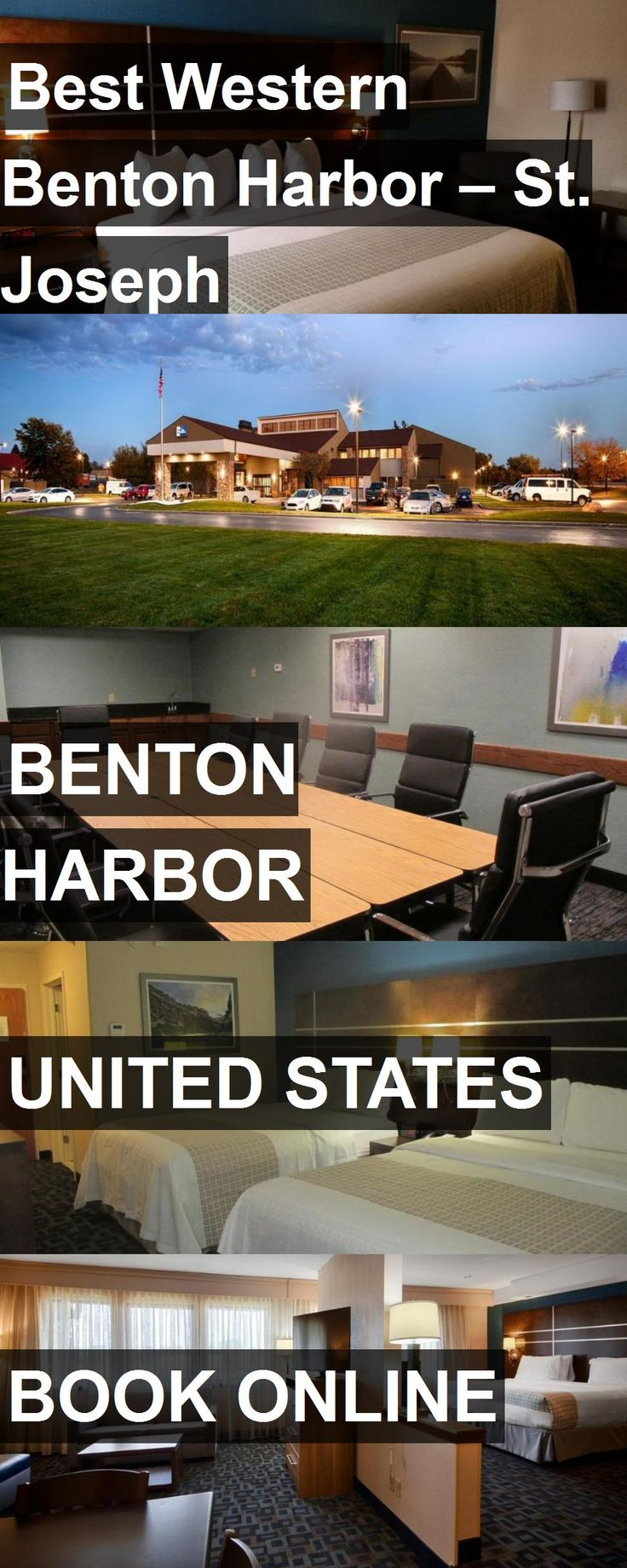 Hotel Best Western Benton Harbor – St. Joseph in Benton Harbor, United States. For more information, photos, reviews and best prices please follow the link. #UnitedStates #BentonHarbor #travel #vacation #hotel