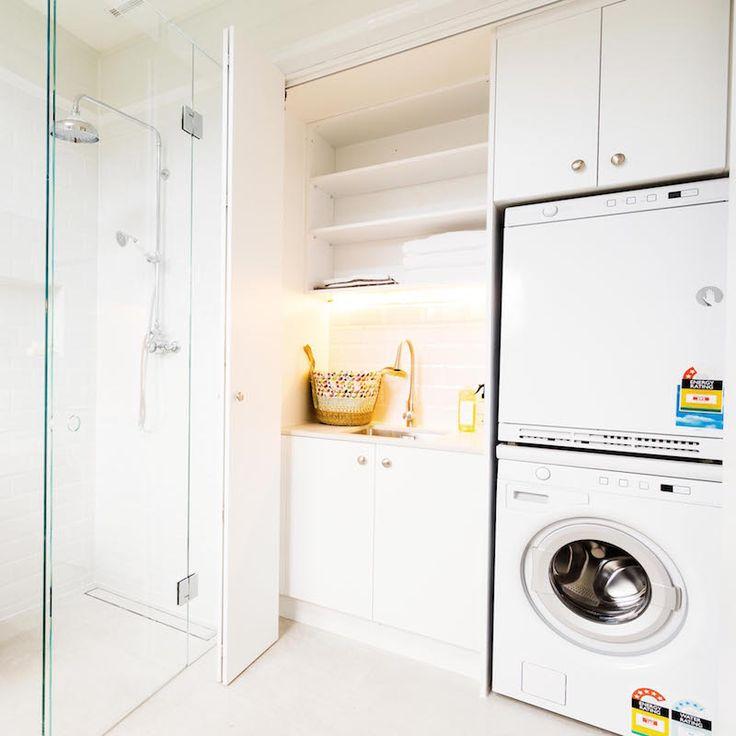 RED Jess & Ayden | Week 6 Room 2 FINALE | Bathroom & LaundryThe Block Shop - Channel 9