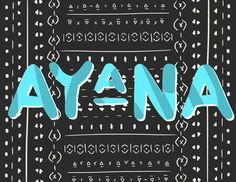 Ayana (uh-YA-nuh)   These Amazing African Baby Names Will Make You Want To Conceive