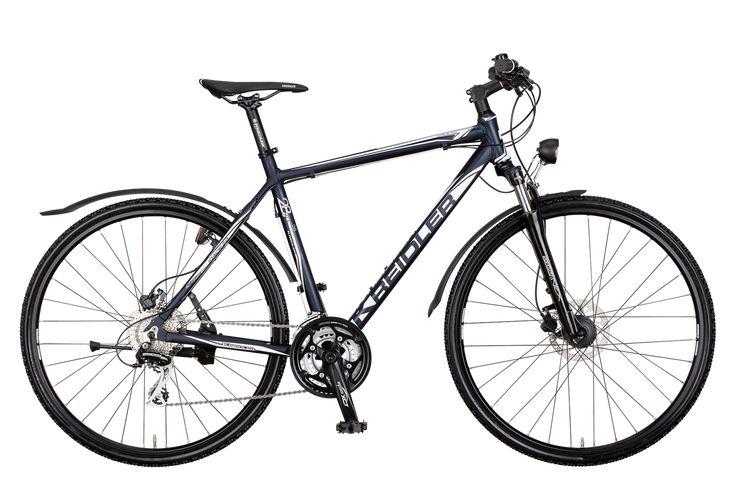 Kreidler Stack 2.0 EQ Shimano Acera 24 / Disc – rower cross