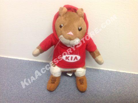 Kia Accessory Store: Kia Hamstar Plush Doll