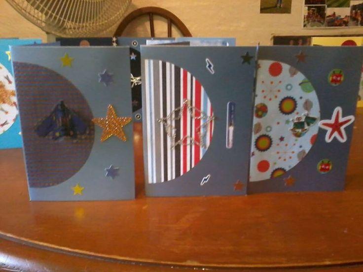 Handmade cards 3/1/15