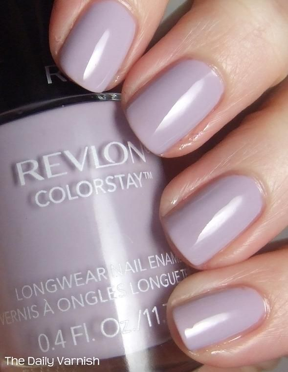 Revlon ColorStay Provence. New favourite! Something so understated and lovely about this colour!