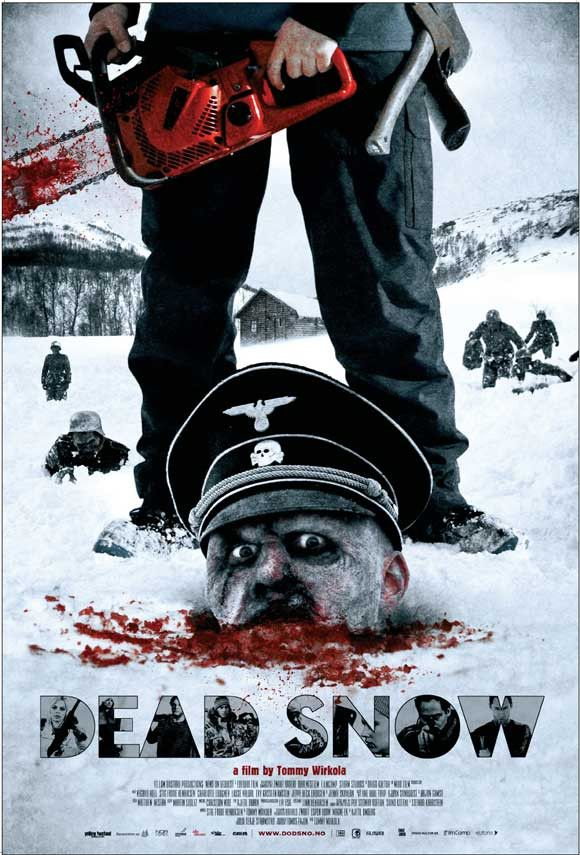 Dead Snow 11x17 Movie Poster (2009)