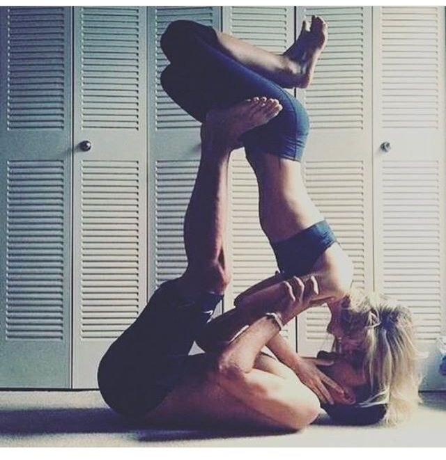 Couple Goal | Fitness | Train Together | Healthy | Cute | Relationship Goal | Bond | Strong | Love | Kiss