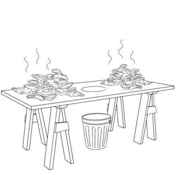 How To Throw An Oyster Roast | Charleston Magazine