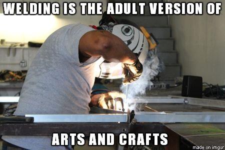 #joehernandez #arts #crafts #jokes #southerncustom #welding #weldingmemes #weldingjokes #badasswelders #badasses