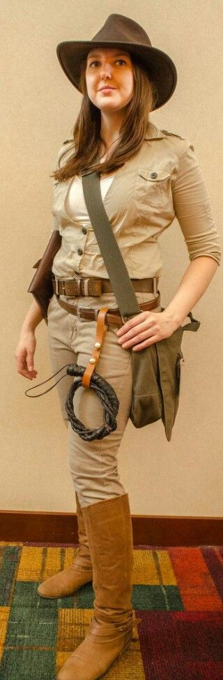 Costume: Indiana Jones