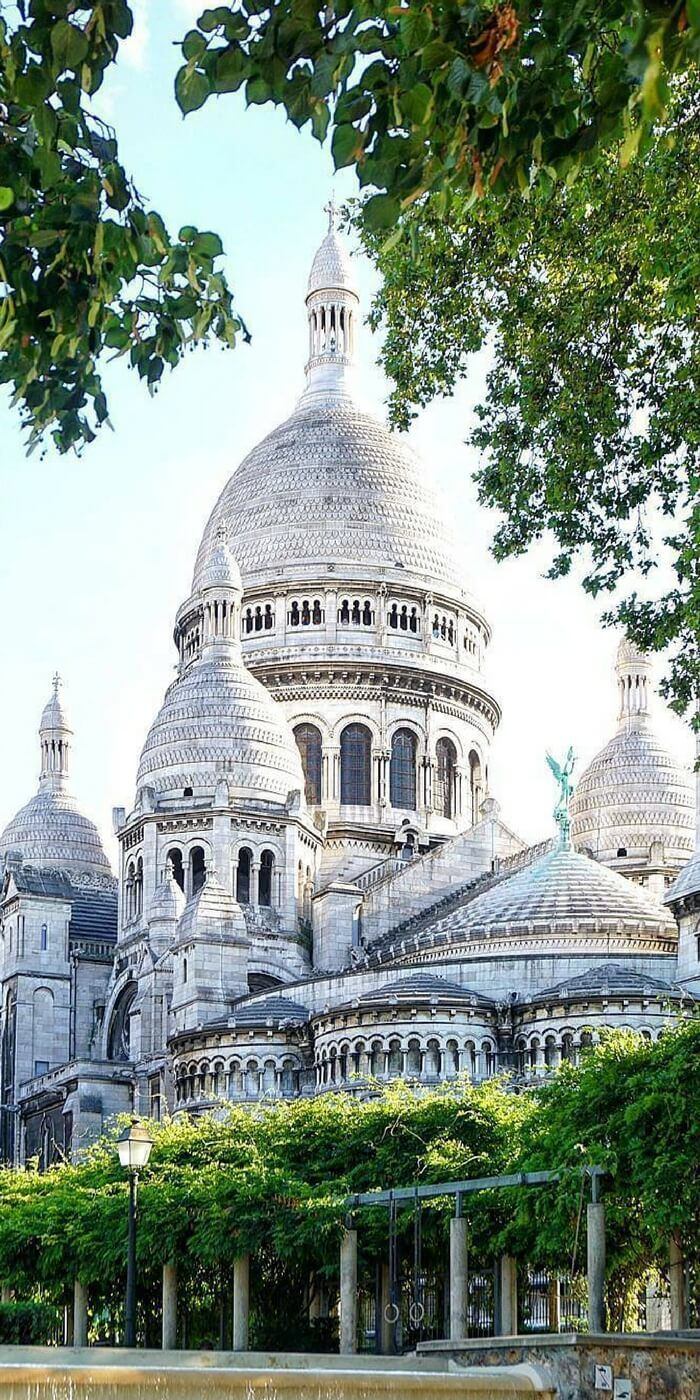 sacre coeur montmartre, Paris, France