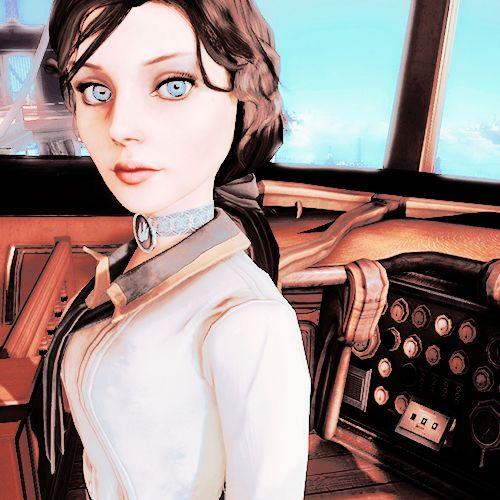 Bioshock Infinite Elizabeth Redesign