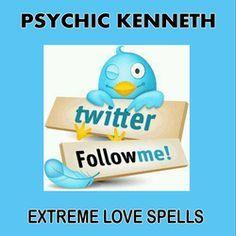 Spiritual Psychic Healer Kenneth Love, Marriage, Business Spells
