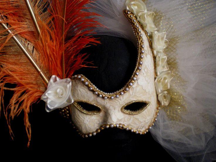 Máscaras y Antifaces - Masks on Pinterest | Mascaras, Masks and ...