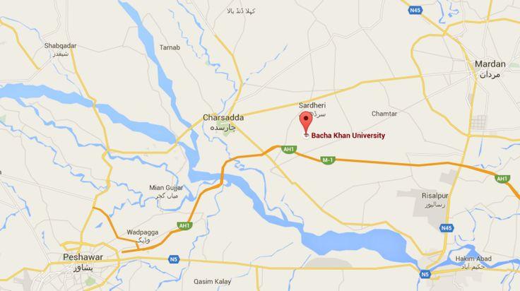 Bacha Khan University, Pakistan: Professor Killed, 50 Injured & 2 Terrorists Killed - http://www.australianetworknews.com/bacha-khan-university-pakistan-professor-killed-50-injured-2-terrorists-killed/