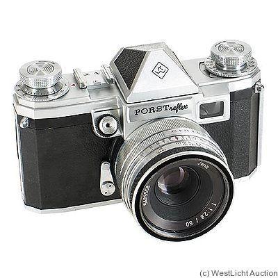 Photo Porst: Porst Reflex 1 camera