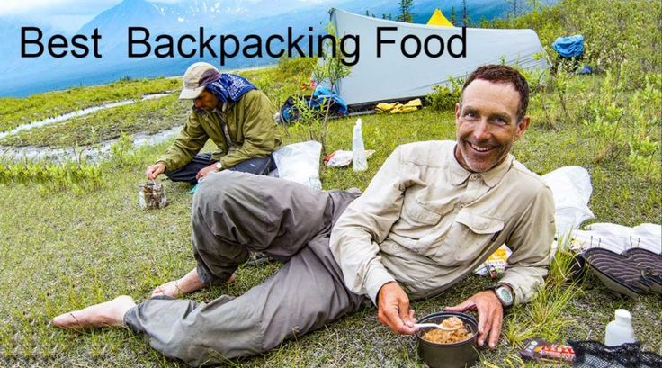 Backpacking food list