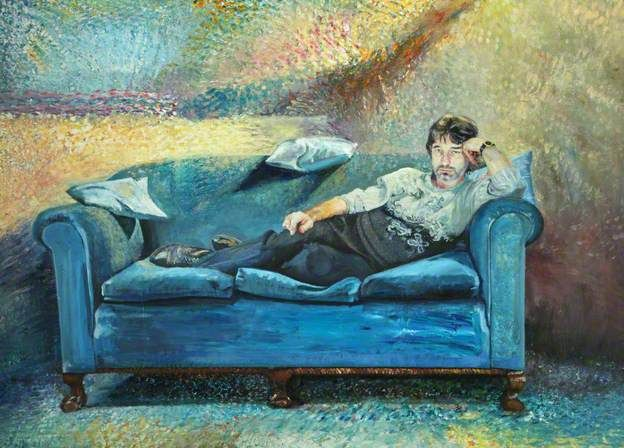 Willy Russell (b.1947) by Peter Douglas Edwards