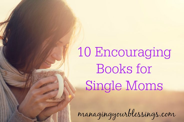 LaToya shares 10 encouraging books for single moms that have helped her get closer to Jesus and raise her boys as unto Jesus. :: ManagingYourBlessings.com