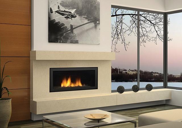Regency Horizon HZ30 modern gas fireplace by Regency Fireplaces, via Flickr