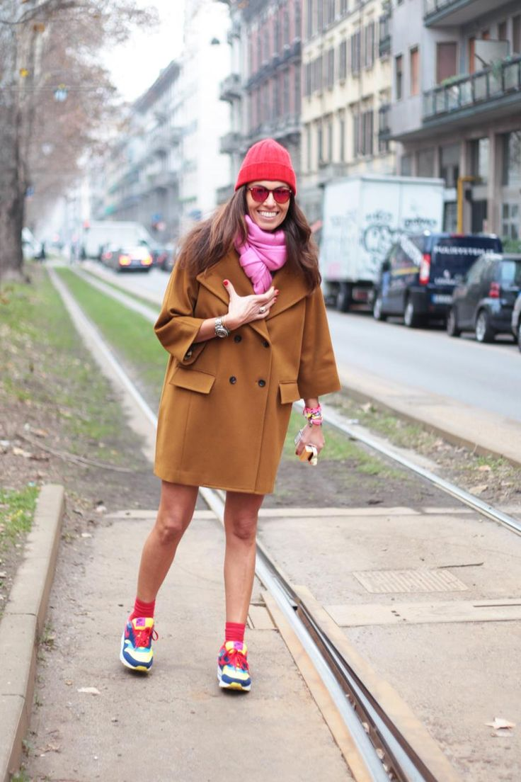 Viviana Volpicella | Viva Volpicella! Great style!