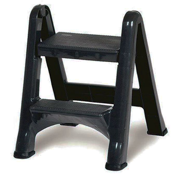 folding two step stool woodworking projects plans. Black Bedroom Furniture Sets. Home Design Ideas