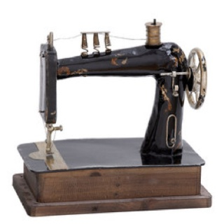 Sewing machine (decorative).zulily.