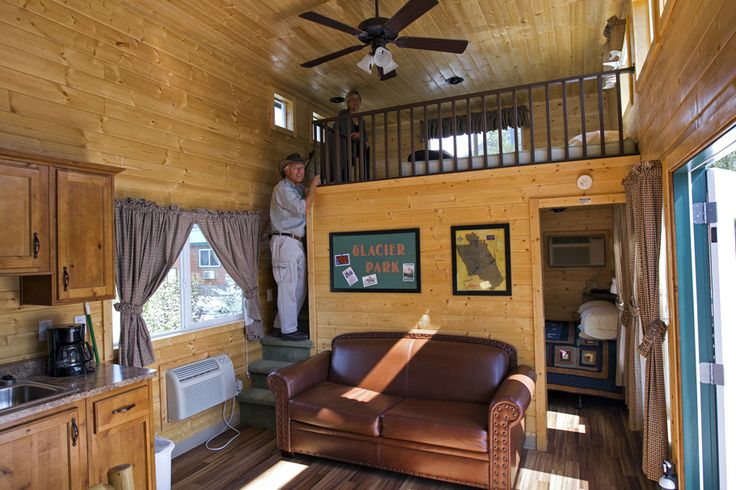 Cabin loft rv 39 s cavco park models tiny houses i love - Interior pictures of small log cabins ...