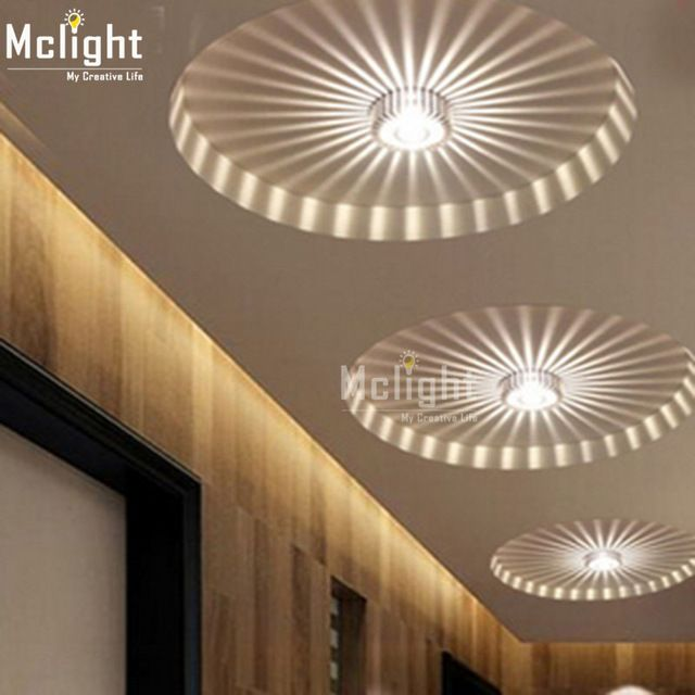 Настенное крепление мини малый из светодиодов потолок для художественной галереи оформление передней балкон лампа крыльцо коридоры светильник