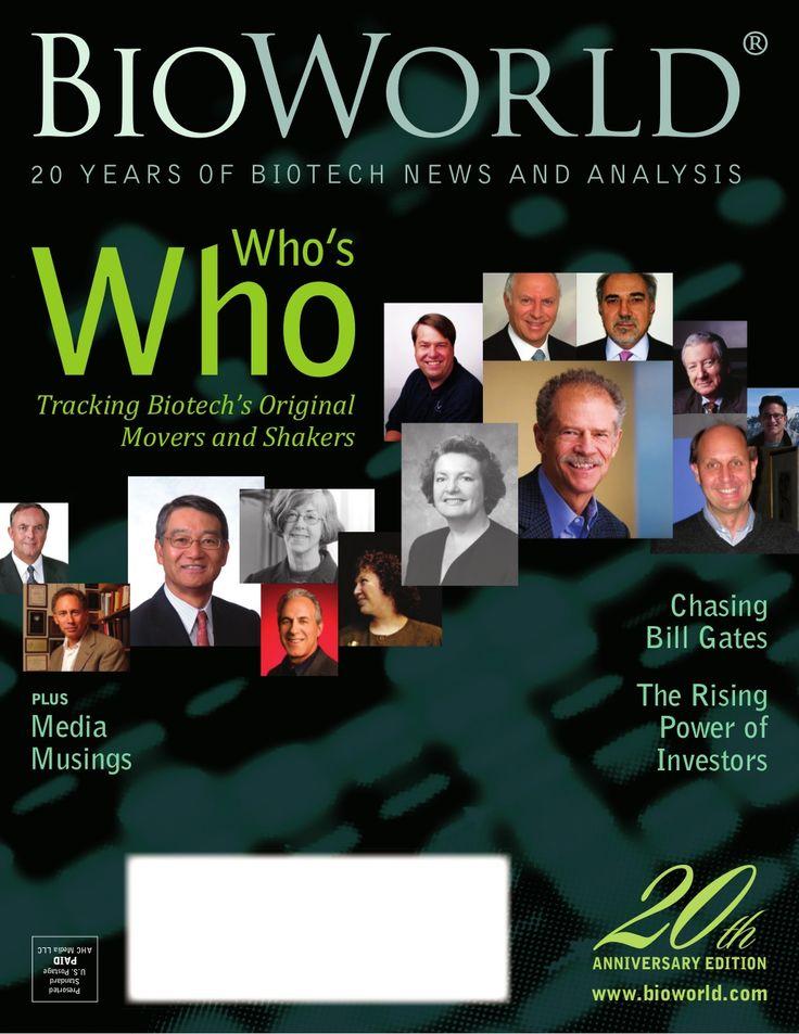 BioWorld 20th Anniversary Magazine  http://www.slideshare.net/nicoleezc/bioworld-20th-anniversary-magazine?qid=6e4b9b71-506f-4486-b13b-ef8f4f96838b&v=default&b=&from_search=3