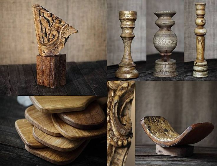 Superbe obiectele din lemn făcute de Florin Constantinescu. Superbe! Și să vezi și atelierul!