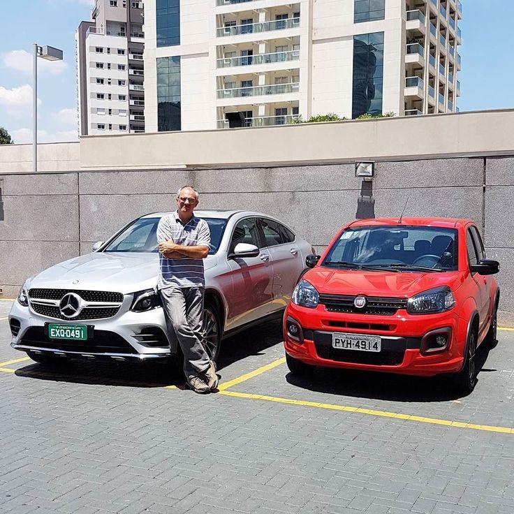 PK devolvendo o Uninho e o JJ iniciando o no uso com o Mercedes GLC 250!