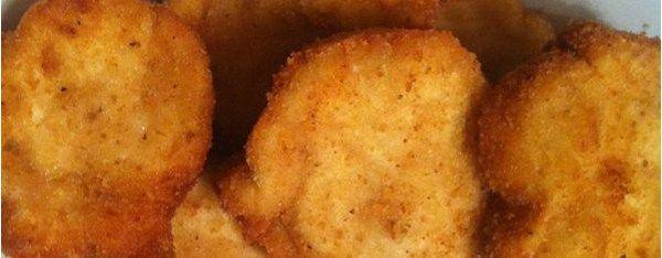 Los mejores y más exquisitos Nuggets de pollo