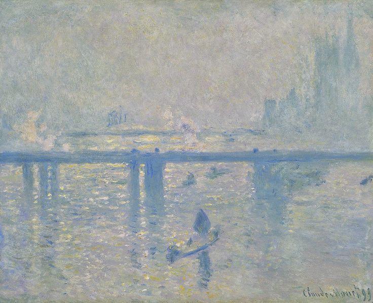 Η γέφυρα του Τσάρινγκ Κρος (1899)