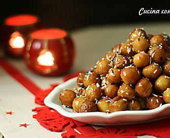 Ricetta struffoli - irresistibile dolce natalizio napoletano