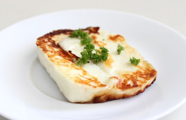 Yes, You Really Can Throw this Cheese on the Grill: Grilled Halloumi
