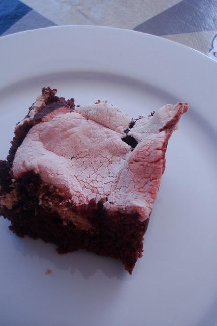 Essence: Smores Brownies