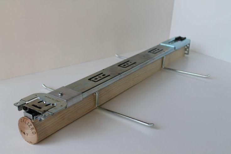 узаконенный кастрюль вытащить подвесной горшок и крышка сковороды полка для посуды органайзер