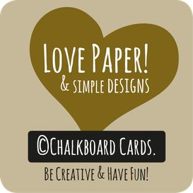 re-useable ©chalkboard cards handmade, rewritable, organic chalkboard paint, different colors