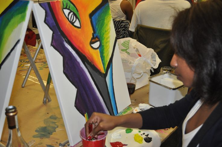 The Art Studio offers art classes, painting classes and drawing classes in Atlanta