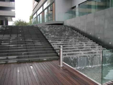 Urban Stairs Architecture