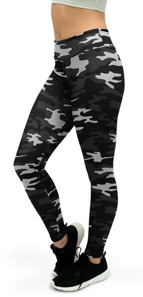 86a09046931353  Top 20 BEST YOGA PANTS  Made for yoga! Including these Dark Grey Camo Yoga  Pants.  YogaPants  YogaLeggings